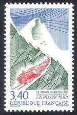 France 1993 Trains/Steam/Transport/Rail/Railways/Animation 1v (n32784)