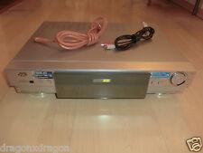 JVC hr-s9850 high-end S-VHS et grabadora de video, 2 años de garantía