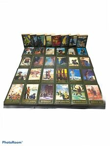 Karl May Set Of 32 Adventure Books In German 1940s - 1960 Softcover