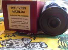 WALTZING MATILDLA  Traditional Australian  BRAND NEW  PIANOLA  PLAYER PIANO ROLL
