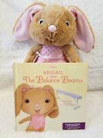 Hallmark's Interactive Story Buddy Abigail & Book I Tested & Works