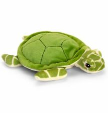 Keeleco Keel Toys 18cm Turtle Soft Plush Toy 100 Recycled Eco Friendly