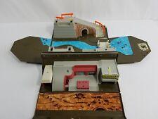 Vintage Micro Machines Military Tool Box Playset 1988 Lewis Galoob Toys