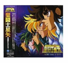 Knights of the Zodiac Saint Seiya - Japanese original  Theme Song & BEST CD