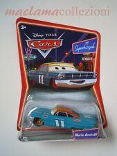 CARS Disney pixar cars Mario Andretti mattel serie supercharged 1:55 maclama