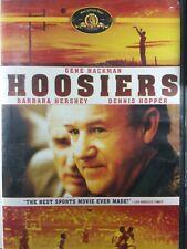Hoosiers Widescreen 1986 Gene Hackman Dennis Hopper Barbara Hershey SportsDVD