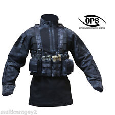 OPS / UR-TACTICAL EASY RIG (LIGHT-WEIGHT COMBAT CHEST RIG) KRYPTEK-TYPHON