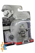 "PROTOTYPE BOWSER JR Super Mario 3"" World of Nintendo 2017 Action Figure ""New"""
