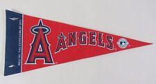 "MLB California (LA) Angels - Mini 9"" Pennant Baseball Souvenir Rico Tag Express"