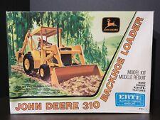 Rare Ertl John Deere 130 Backhoe Loader Niob Sealed 1/25 Kit 878