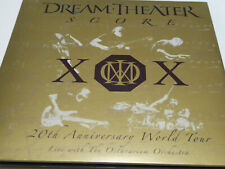DREAM THEATER - Score (20th Anniversary World Tour) DIGI - NM (3CD)