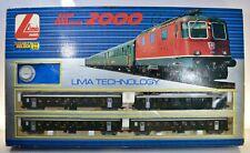 Lima H0 | Zugset der SBB mit E-Triebwagen *RBe 4/4* | Gelegenheit für Sammler