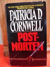Mystery, Post-Morten, by Patricia D. Cornwell, (1992 PB) B0438