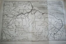 CARTE ANCIENNE BRESIL SEPTENTRIONALE RIGOBERT BONNE 1788 (R1183) MAP
