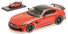 Almost Real ALM420708 - Mercedes AMG GT R 2017 Rouge   1/43