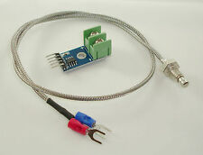 K-Type Thermocouple with Digital Converter 0°C to +1024°C MAX6675 Termopar