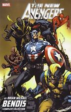 New Avengers by Bendis Complete Collection Volume 4 Softcover Graphic Novel
