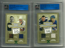 Bailey & Dionne ITG Ultimate Vault 1/1 on UM5 Day In History Emerald Logo
