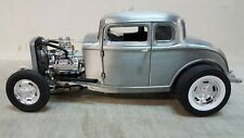 ACME 1:18 1932 HAMMERED STEEL FORD 5 WINDOW - CASE NEW - A1805013 - BEST PRICING