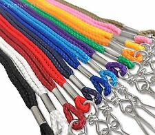 *DISCOUNTED* 100 NECK LANYARD ~ ROUND STRAP ~ Free ship