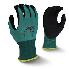 Radians RWG533 AXIS™ Medium Cut Resistant A2 Foam Nitrile Coated Safety Gloves