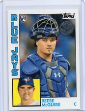 2019 Topps 1984 Topps Rookie Reese McGuire RC Blue Jays
