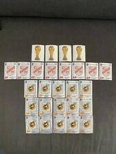 Panini WM 98 FIFA WORLD CUP 1998 Stickers Badges NEW SPAIN BADGE 229 ORIGINAL