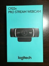 Logitech C922x Pro Stream Webcam – Full 1080p HD Camera *IN HAND FREE FAST SHIP*