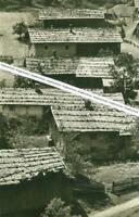 Hägerau in Tirol - Blick auf die Dächer - Großformat! -  um 1940        X 7-14