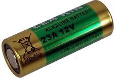 2x Batterie A23 Alkaline 12V 28,5x10,3mm 23A K23A