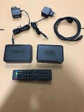 MAG 254 + MAG 250 / 2 Stk. / IPTV set Top Box Streamer Multimedia Player Infomir
