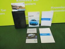 MAZDA RX8 OWNER MANUALS