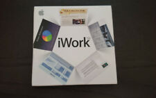 Apple iWork '08 Keynote Pages Numbers Full Retail Version for Mac Complete