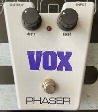 More details for vox 7000 phaser - vintage eighties pedal, used