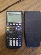 texas instrument calculator ti-83 plus