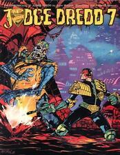Judge Dredd 7    Chronicles of Judge Dredd     Titan Books 1987