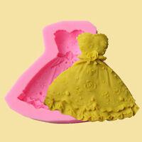 Silicone Mould DIY Mold Fondant Cake Decorating Chocolate Sugarcraft Tools 133n