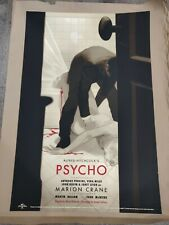 PSYCHO by Tomer Hanuka Alfred Hitchcock MONDO