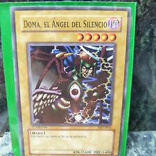Yu-Gi-Oh card:  Doma, The Angel of Silence (Spanish Version Card)