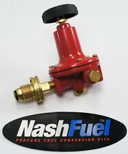 MARSHALL 1-100 PSI PROPANE REGULATOR ADJUSTABLE HIGH PRESSURE POL NATURAL GAS LP