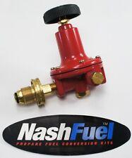 MARSHALL 1-60 PSI PROPANE REGULATOR ADJUSTABLE HIGH PRESSURE LPG POL NATURAL GAS