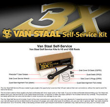 Van Staal Self Service Kits for VS & VSB 100-150 Reels