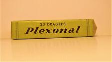 PLEXONL SANDOZ drug pills Albert Hofmann LSD vintage NEW UNOPENED BOX