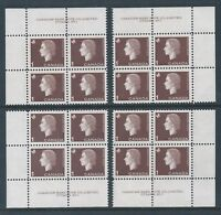 Canada #401 PL BL #1 Queen Elizabeth II Matched Set PL BL MNH *Free Shipping*