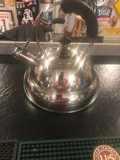 tea kettle whistling Uesd