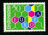 Liechtenstein Stamps # 356 XF OG NH Scott Value $90.00