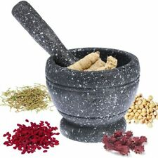 Masher Grinding Tool Mortar And Pestle Kitchen Manual Nut Grinder Pill Pharmacy