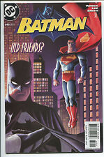 Batman #640 - Batman & Superman! - 2005 (Grade 9.2)