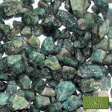 Cristal Mineral Specimen Verde apatita natural se conecta al corazón 10g