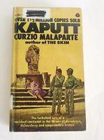 Curzio Malaparte / KAPUTT First Avon Printing 1966 Book